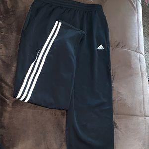 Adidas Sweatpants bootcut bottom